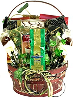 Perks Gourmet Coffee Fathers Day Gift Basket