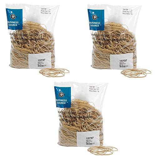 Business Source Size 19 Rubber Bands (15737) (3)