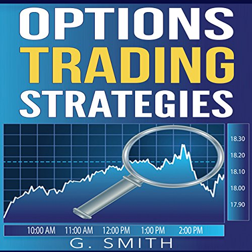 Options Trading audiobook cover art