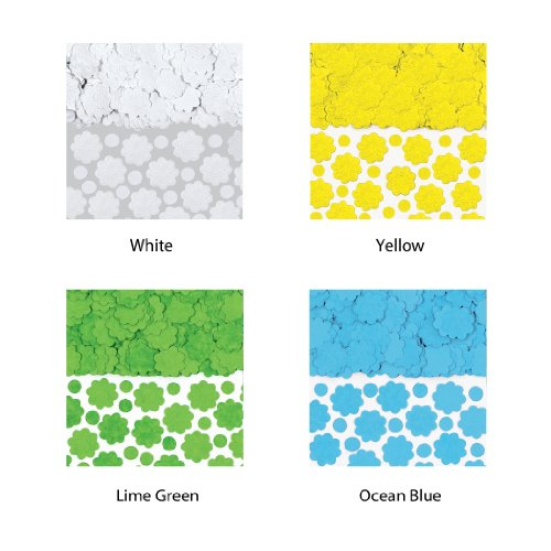 amscan International Confettis de Papier Vert