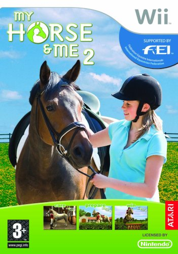 My Horse & Me 2 (Wii) [Importación Inglesa]
