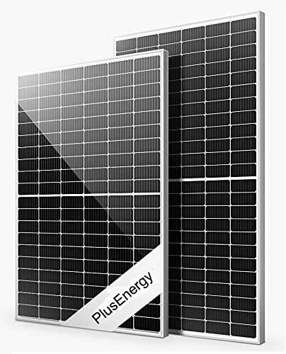 Panel Solar 450W Monocristalino 12v 24v 48v 144 celulas alta Rendimientos