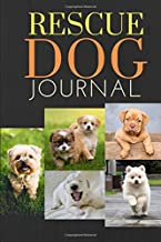 Pocket Dog Rescue Journal: Mini Daily & Weekly Undated Calendar With Password Log & Address Book; College Ruled Notebook With Inspirational Quotes; Small Little Monthly Goals Tracker