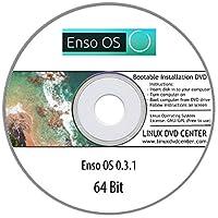 Enso OS 0.3.1 Desktop Live (64Bit) - Bootable Linux Installation DVD