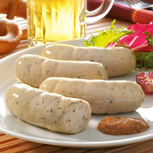 Besser Weißwurst mit Senf; 800 g, 10 Stück