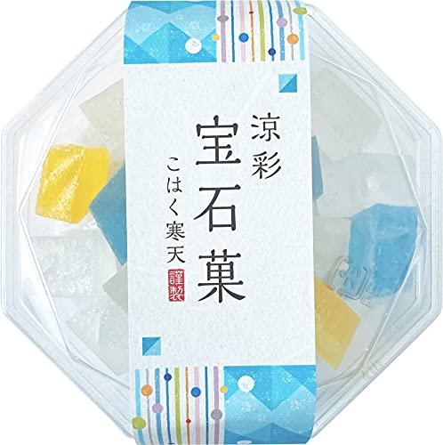 岡伊三郎商店 涼彩宝石菓 100g × 3個