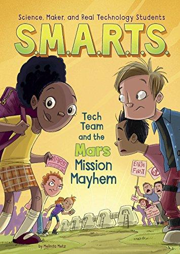 SMARTS & THE MARS MISSION MAYH