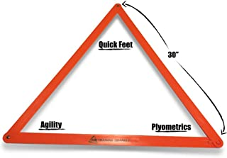 Best triangle soccer training Reviews