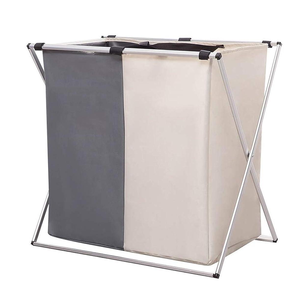 プールミリメートルトマト二重折り畳み式の特大家の防水オックスフォードの布の多機能の貯蔵のバスケット2任意 GBYGDQ (Color : A)