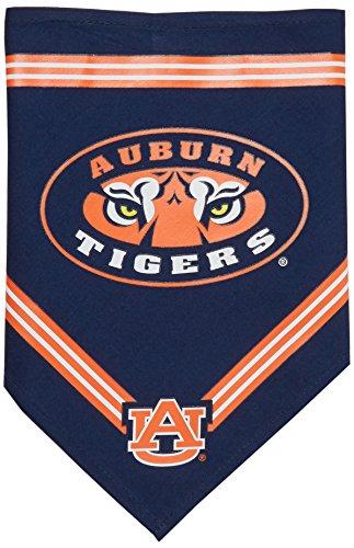 Collegiate Auburn Tigers Pet Bandana, Small - Dog Bandana must-have for Birthdays, Parties, Sports Games etc..
