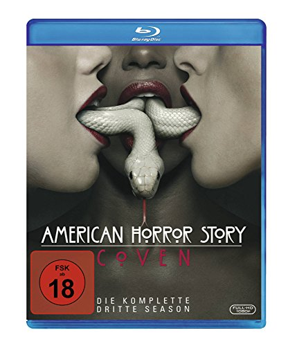 American Horror Story - Season 3 [Blu-ray]