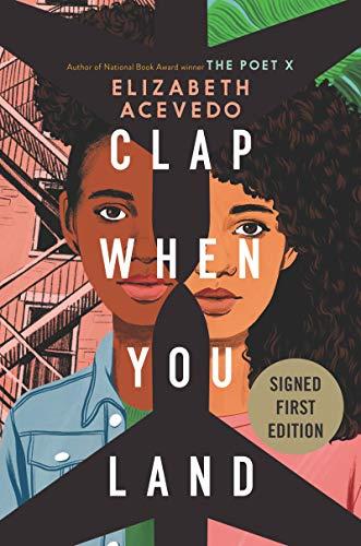 Clap When You Land - Signed / Autographed Copy