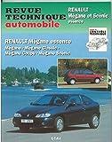 RRTA0593.1 - REVUE TECHNIQUE AUTOMOBILE RENAULT MEGANE-SCENIC Essence Mégane, Classic, Coupé, Scénic