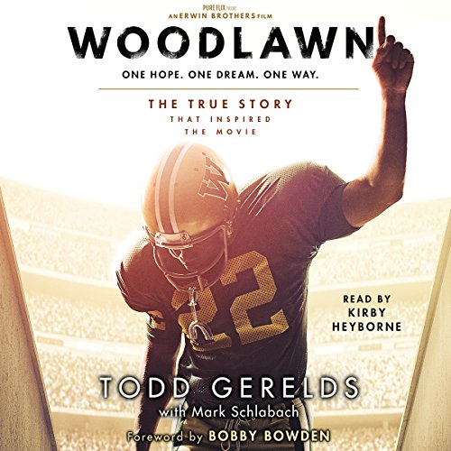 Woodlawn                   By:                                                                                                                                 Todd Gerelds,                                                                                        Mark Schlabach                               Narrated by:                                                                                                                                 Kirby Heyborne                      Length: 6 hrs and 16 mins     Not rated yet     Overall 0.0