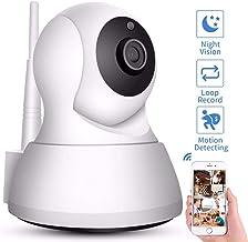Home Security IP Camera Wi-Fi 1080P 720P Wireless Network Camera CCTV Camera Surveillance P2P Night Vision Baby Monitor