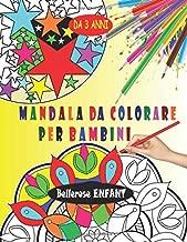 Mandala da Colorare per Bambini: 45 Mandala per Bambini - Mandalas da Colorare - Mandala per Bambini da Colorare (Libri da Colorare per Bambini) (Italian Edition)