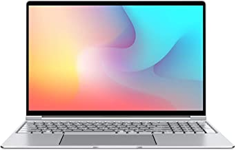 Portátil PC 15.6 Pulgadas, TECLAST F15 Ordenador Portátil Notebook 1920x1080 IPS, 8GB RAM 256GB SSD, Intel N4100 UHD Graph...