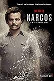 14inch x 21inch/35cm x 52cm Narcos Season 2 Silk Poster