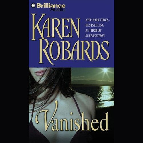 Vanished: A Novel cover art