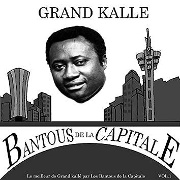 Le meilleur du Grand Kallé, Vol. 1