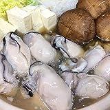 牡蠣 牡蛎 内容量20%アップ1袋1.2kg2袋で2.4KG何所と比べてもお買い得。広島県産特大牡蠣2L3Lミックス