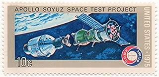 USA Postage Stamp Single 1975 Apollo- Soyuz Space Issue 10 Cent Scott #1570