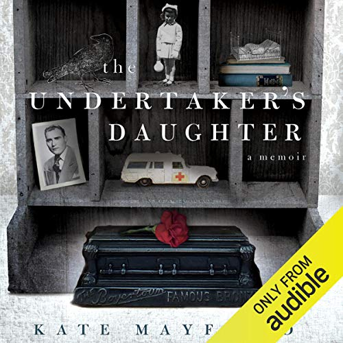 The Undertaker's Daughter audiobook cover art