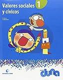 Valores sociales y cívicos 1 - Proyecto Duna - 9788430712090