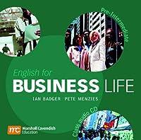 English for Business Life Preintermediate : Class CD (Achieve Ielts Pre Intermediate)