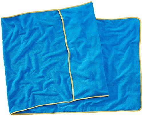 Sowel® - Telo Mare Lettino, Asciugamano Mare e Sauna, 220 x 80 cm, 100% Cotone, Donna e Uomo