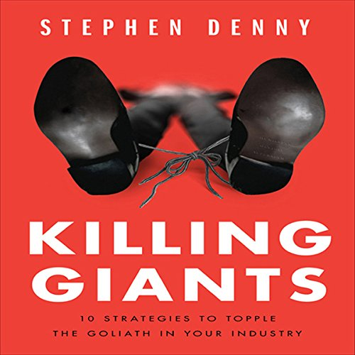 Killing Giants audiobook cover art