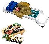 LFDHSF Accessori da Cucina Stampo per Sushi Rotolo di Verdure per Verdure Rotolo di Sushi Rotolo di Sushi Rotolo di UVA farcita UVA Cavolo Macchina per Foglie