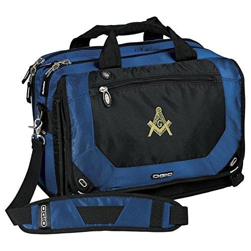 Masonic Ogio Corporate City Corp Messenger Bag Royal Blue