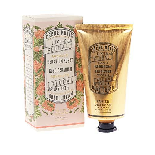 Panier des Sens Crème pour les mains au géranium rose 75 ml