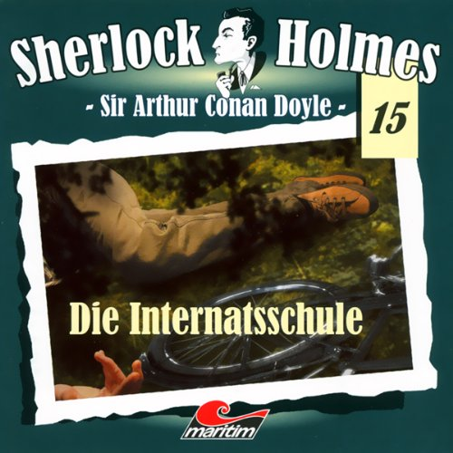 Die Internatsschule audiobook cover art