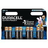 Duracell Ultra Power AA 4 Pack Single-Use Battery Alcalino 1,5V