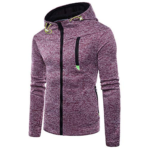 Vrijetijdsjack FORH lange mouwen sweatshirt capuchon hoodie hals T-shirts klassieke heren tops lange mouwen bovenstuk wintermantel capuchon jack