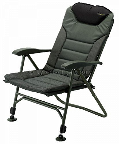 MAD SIESTA RELAX CHAIR ALLOY