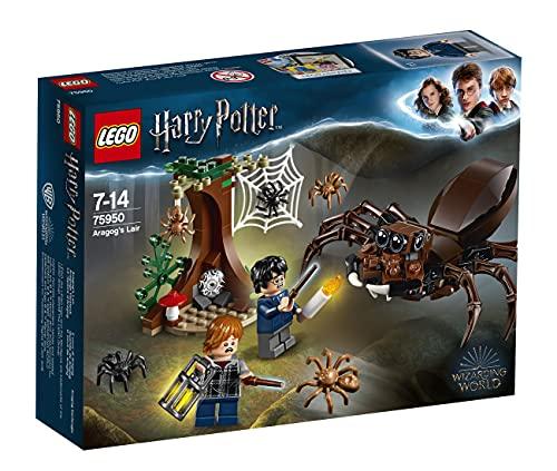 LEGO 75950 Harry Potter Aragogs Versteck (Vom...