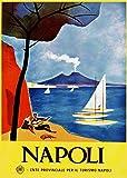 Neapel Italien Napoli Drucke Italien Poster Italienische