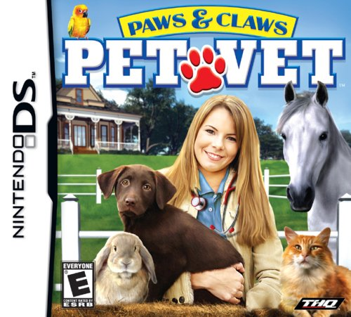THQ Paws & Claws Pet Vet