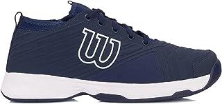 Tenis Wilson Pro Open Masculino Azul/Branco