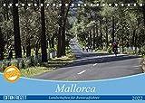 Mallorca: Die schönsten Landschaften für Rennradfahrer (Tischkalender 2022 DIN A5 quer)