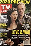 TV GUIDE WEEKLY MAGAZINE - DOUBLE ISSUE # 02 / JAN. 6-19 - 2020 PREVIEW