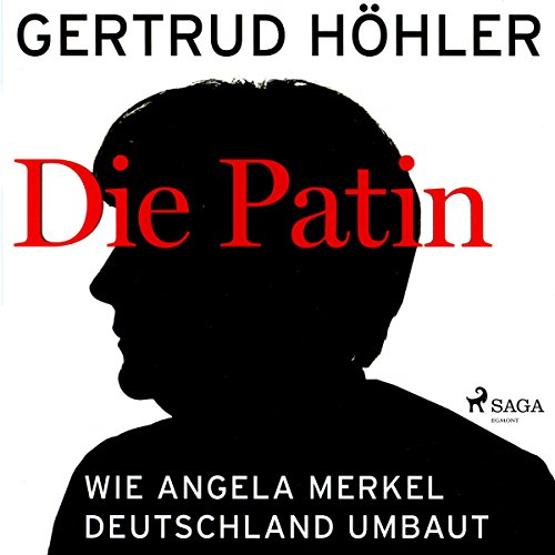 Die Patin audiobook cover art