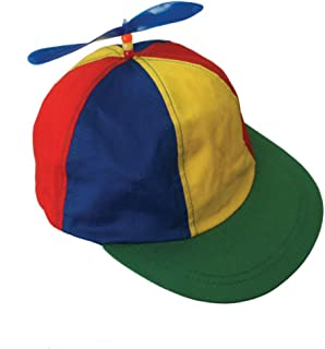 Forum Novelties Propeller Beanie Multi-Color Baseball Style Cap