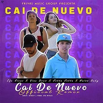 Caí de Nuevo (Remix) [feat. Vian Dres, Jotta Jotta & Naíss Baby]