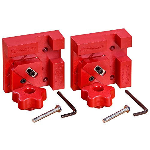Woodpeckers Precision Woodworking Tools BC4-M2X2 Box Clamp-M2-Pair