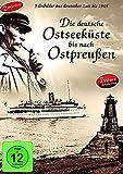Die Deutsche Ostseeküste bis nach Ostpreußen [2 DVDs]
