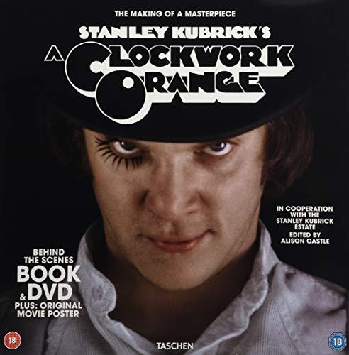Stanley Kubrick's A Clockwork Orange. Book & DVD Set (Movie & Making of)